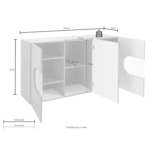 Tecnos Sideboard »Real«