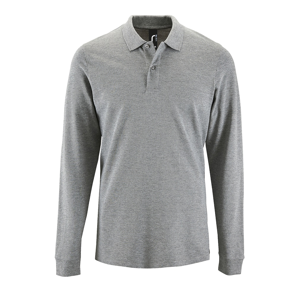 SOLS Poloshirt »Herren Perfect Langarm Pique Polohemd«