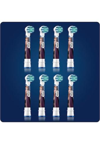 Oral B Aufsteckbürsten »Kids Frozen«, für Kinder ab 3 Jahren, du erhältst einen Mix... kaufen