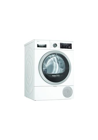 Wäschetrockner, Bosch, »WTXH7K40CH A+++« kaufen