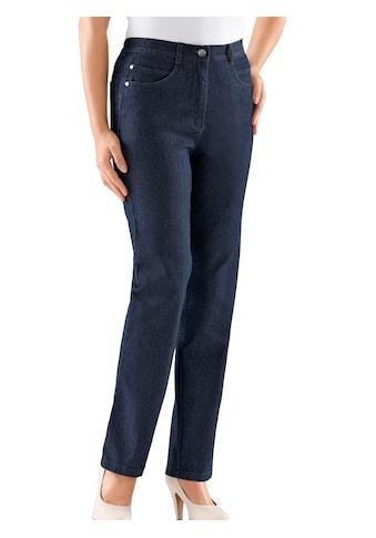 Casual Looks Jeans mit gerade Beine für schlanke Optik kaufen