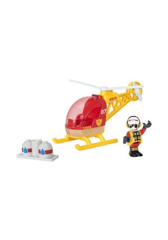Eisenbahn, Brio, »Feuerwehr Hubschrauber« kaufen