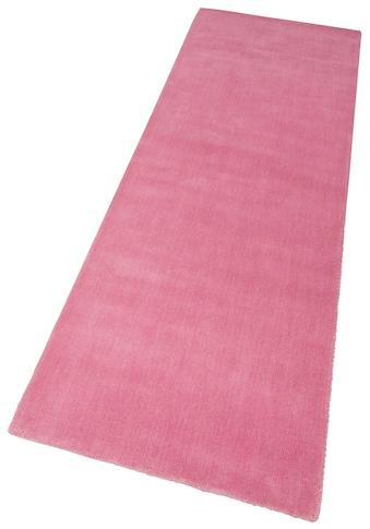 Läufer, »Jescha«, My HOME, rechteckig, Höhe 13 mm, handgewebt kaufen