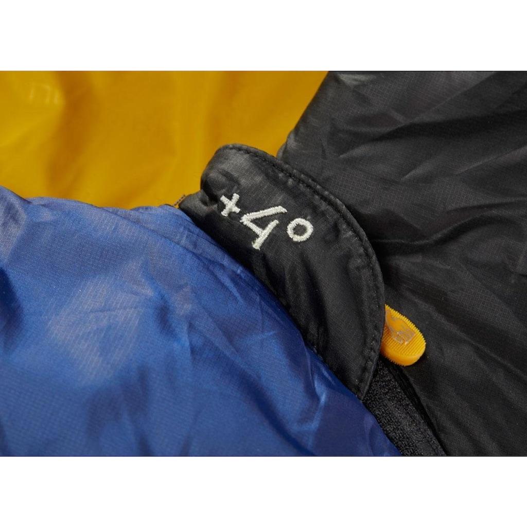 Nordisk Mumienschlafsack »Puk +4 Egg«