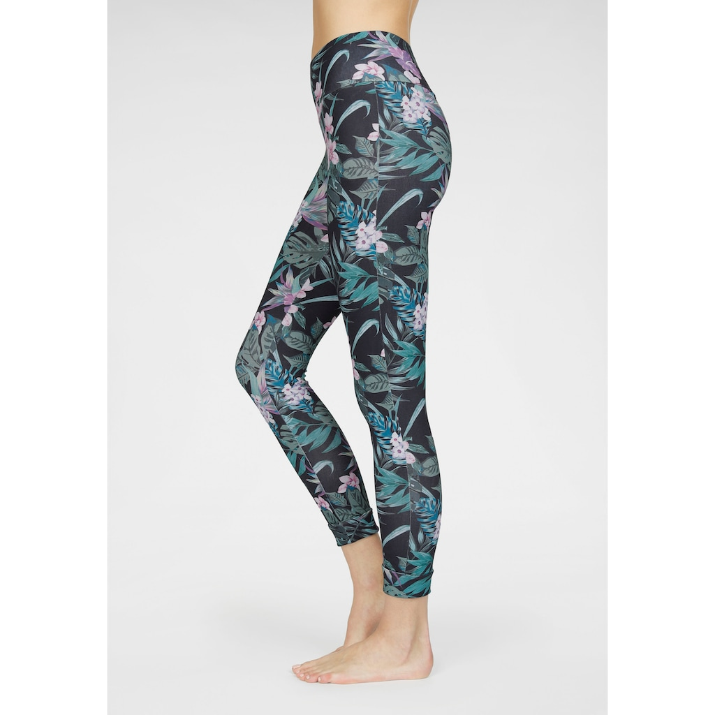 KangaROOS Leggings, im Allover-Design
