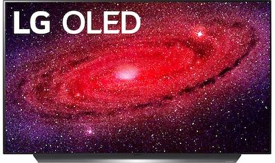 "LG OLED-Fernseher »OLED48CX9LB«, 121 cm/48 "", 4K Ultra HD, Smart-TV kaufen"