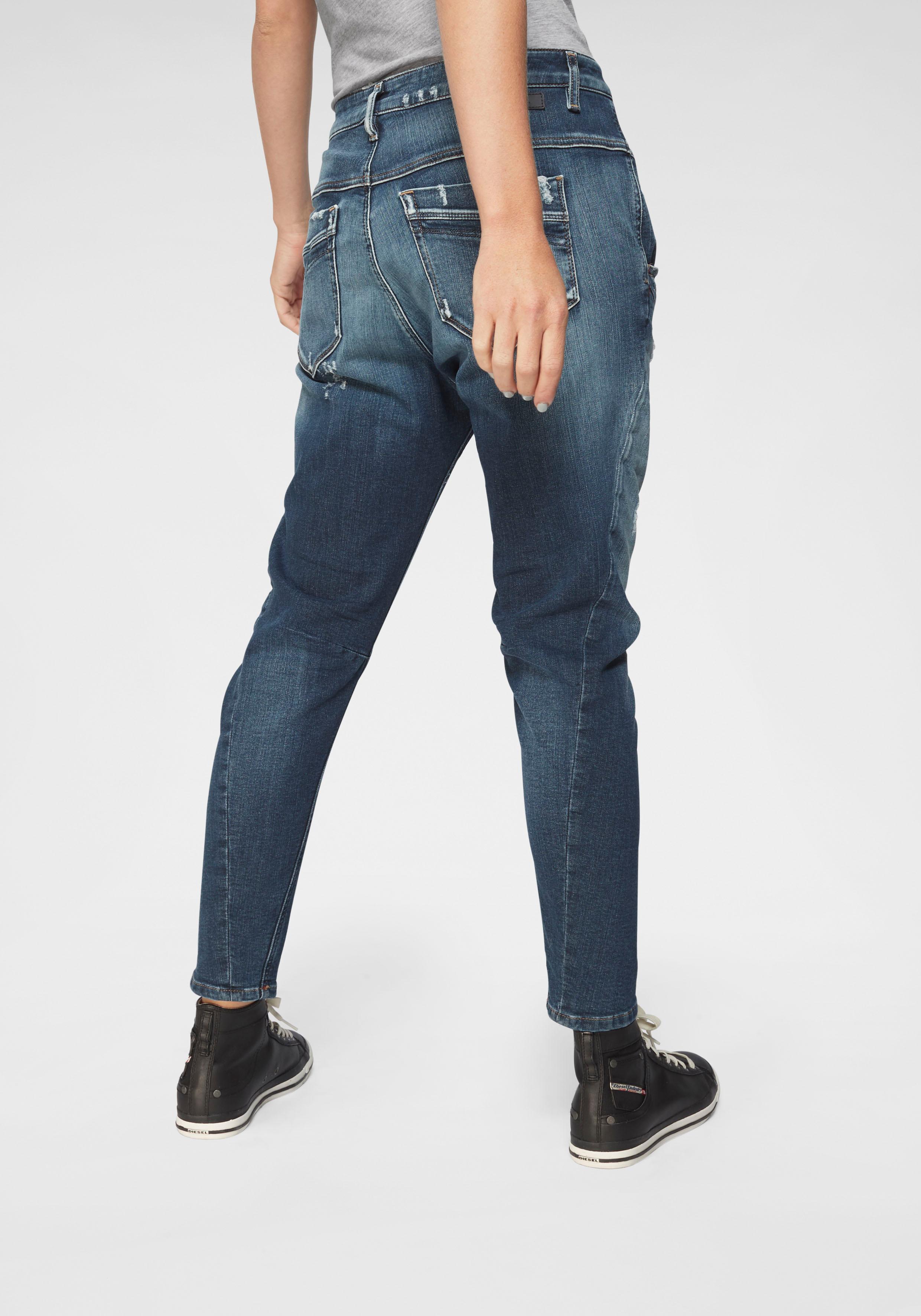 Image of Diesel Boyfriend-Jeans »FAYZA«
