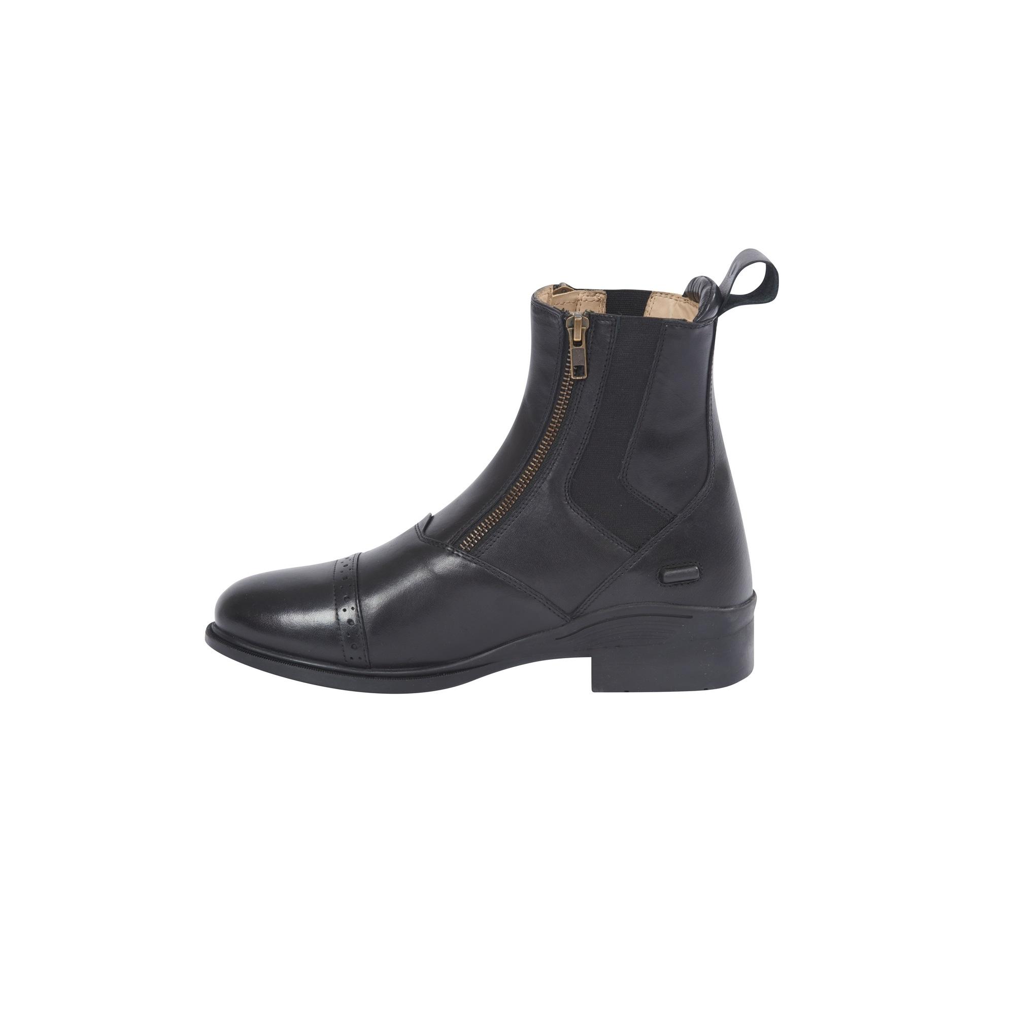 Image of Dublin Reitstiefel »Evolution Unisex Doppel-Zip Leder Paddock Stiefel«