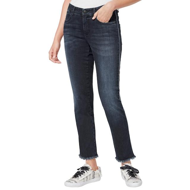 Creation L Jeans in modischer Waschung