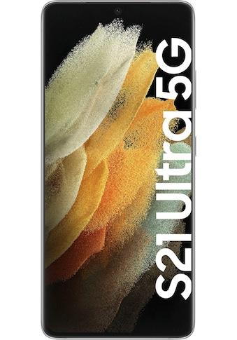 "Samsung Smartphone »Samsung Galaxy S21 Ultra«, (17,3 cm/6,8 "", 128 GB, 108 MP Kamera) kaufen"
