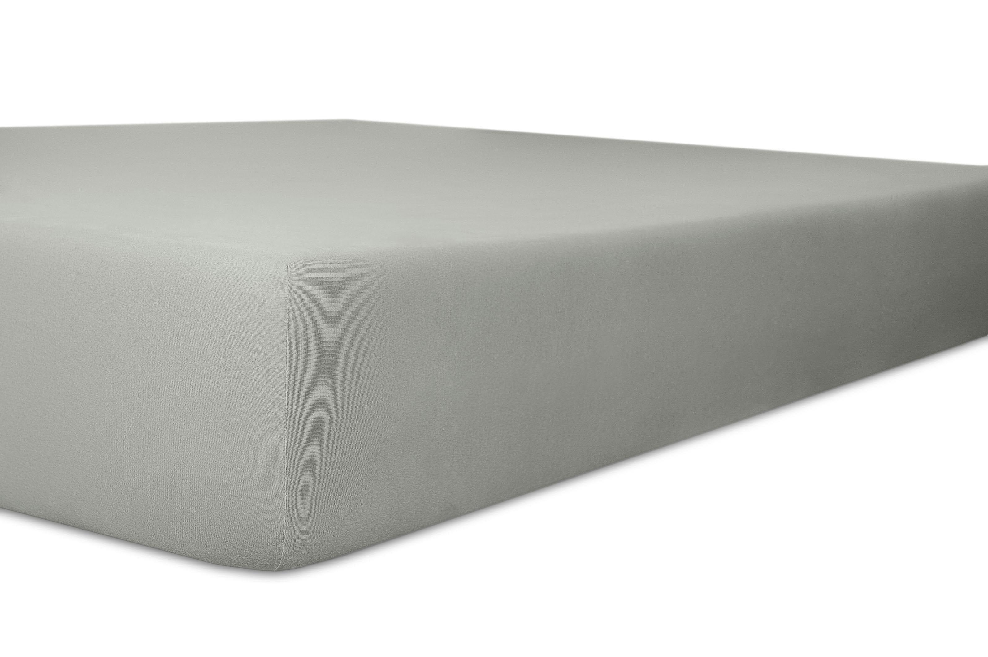Image of Spannbettlaken »Organic-Cotton-Stretch«, Kneer
