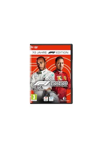 Spiel »F1 2020 - 70 Jahre F1 Edition«, PC kaufen