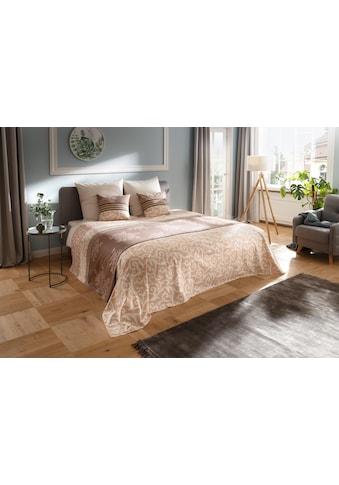 my home Tagesdecke »Bela«, auch als Tischdecke und Sofaüberwurf einsetzbar kaufen