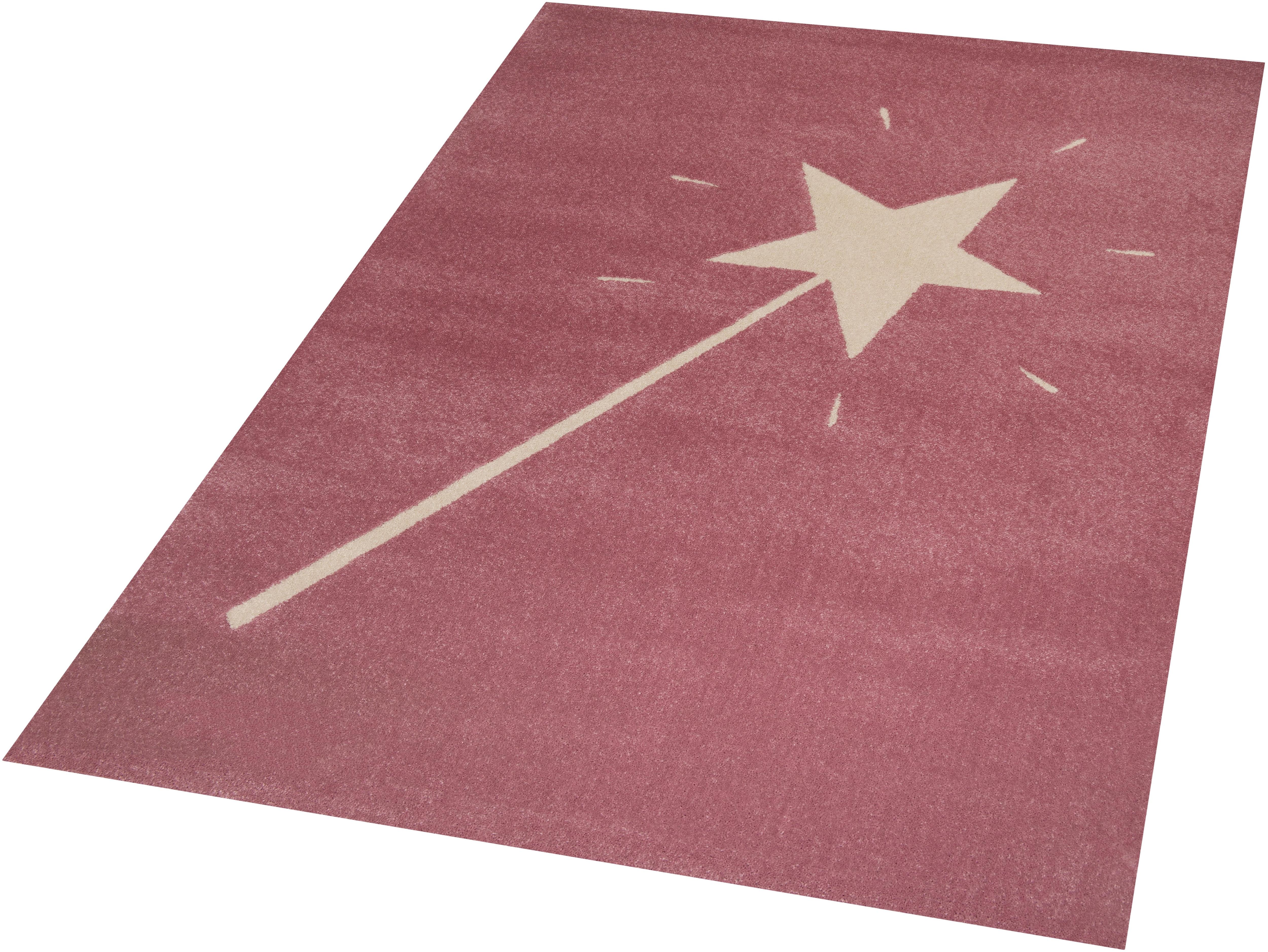Kinderteppich Magic Stick Zala Living rechteckig Höhe 12 mm maschinell gewebt