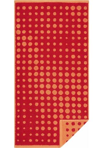 Egeria Handtuch »DOT«, (2 St.), mit Muster kaufen