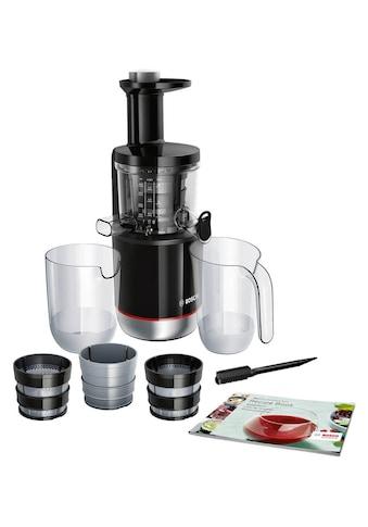 Entsafter Slow Juicer, Bosch, »MESM731M« kaufen