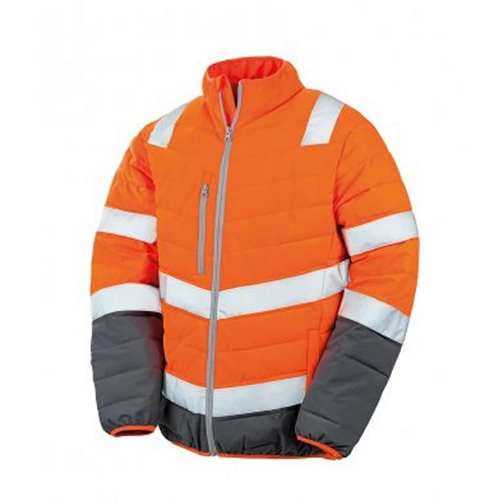 Result Funktionsjacke »Herren Safe-Guard Soft Safety Jacke«