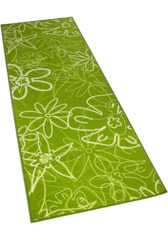 Andiamo Küchenläufer »Ranke«, rechteckig, 4 mm Höhe, Blumen Motiv kaufen