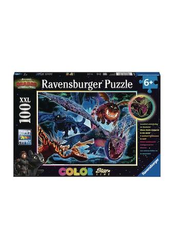 Ravensburger Puzzle »Dragons 3 Leuchtende Drachen« kaufen