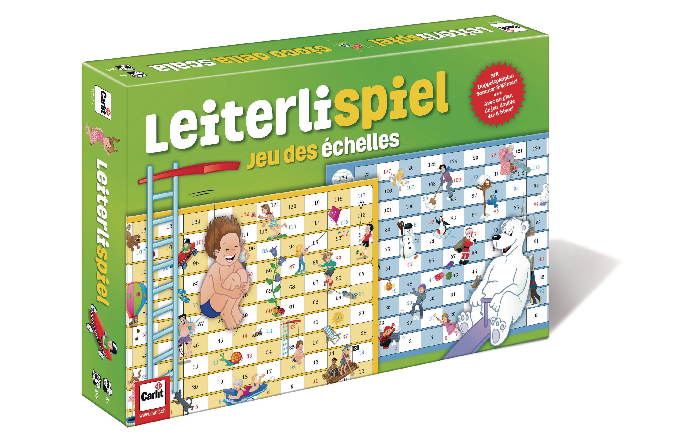 Image of Familienspiel, Ravensburger, »Leiterlispiel«