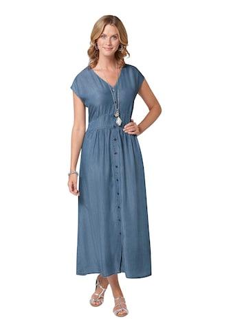 Ambria Kleid in lässiger Jeans - Optik kaufen