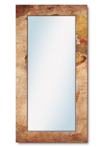 Artland Wandspiegel »Weltkarte« kaufen