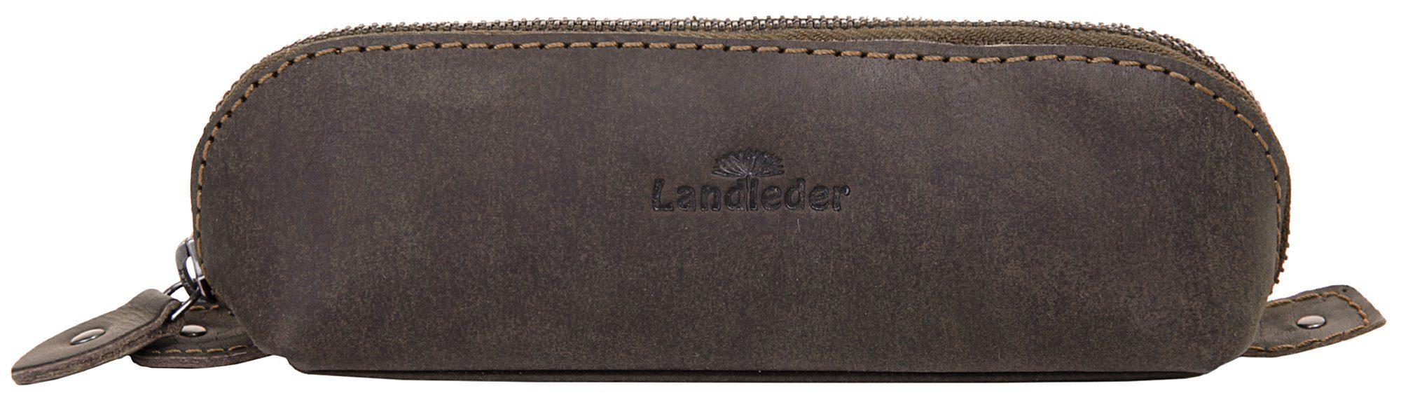 Image of Landleder Brustbeutel »CHILLI«