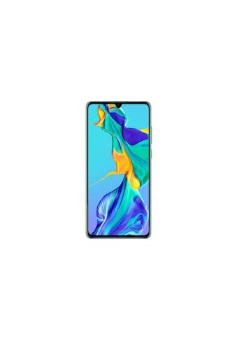 """Huawei Smartphone »P30 Aurora Blue«, (15,49 cm/6,1 """" 128 GB Speicherplatz, 40 MP Kamera) kaufen"""