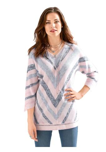 Classic Basics Pullover mit Streifen - Muster kaufen