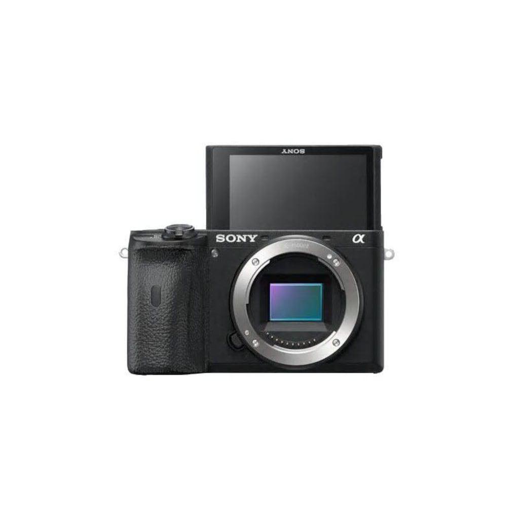 Sony Systemkamera »Alpha 6600 Body«