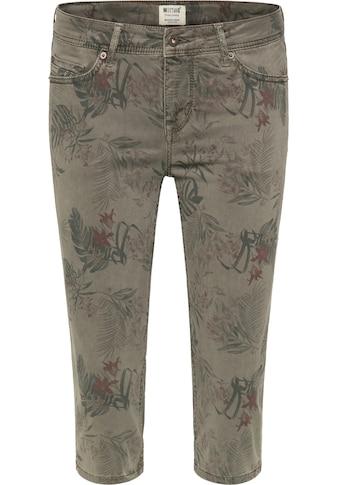 MUSTANG Jeans Caprihose »Jasmin Capri« kaufen