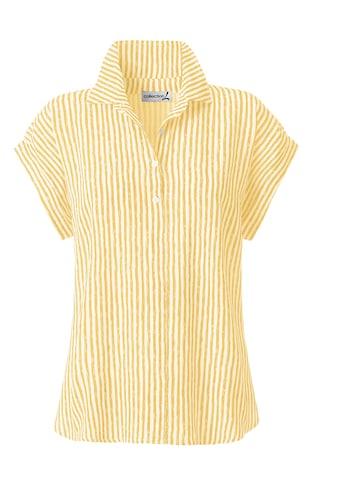 Casual Looks Bluse im zarten Streifendessin kaufen