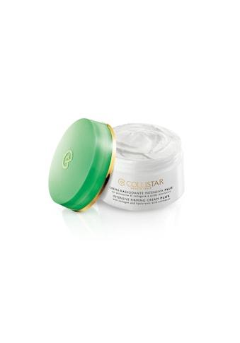 COLLISTAR Körpercreme »Intensive Firming 400 ml«, Premium Kosmetik kaufen