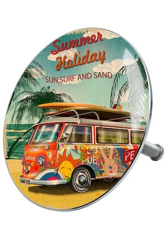 Sanilo Badewannenstöpsel »Summer Bus«, Ø 7,2 cm kaufen