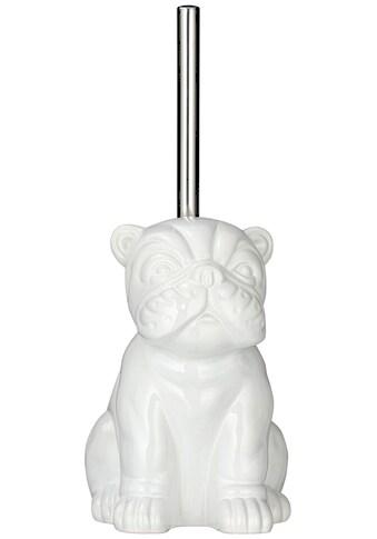 WENKO WC-Garnitur »Bulldog Weiss«, Keramik kaufen