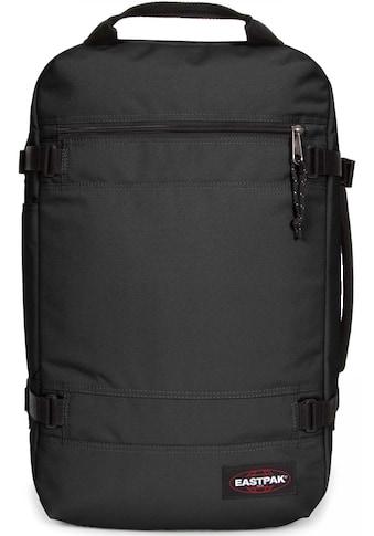 Eastpak Laptoprucksack »Golberpack, black«, enthält recyceltes Material (Global... kaufen