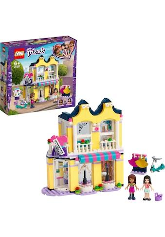 LEGO® Konstruktionsspielsteine »Emmas Mode-Geschäft (41427), LEGO® Friends«, (343 St.) kaufen