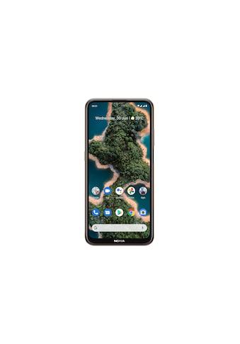 "Nokia Smartphone »X20 128 GB Midnight Sun«, (16,94 cm/6,67 "", 64 MP Kamera) kaufen"