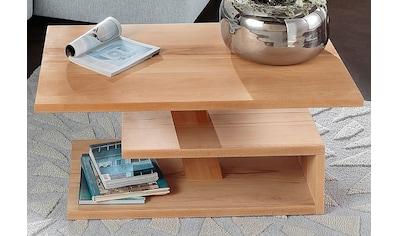 Premium collection by Home affaire Couchtisch »Alty«, mit 2 Ablageböden kaufen