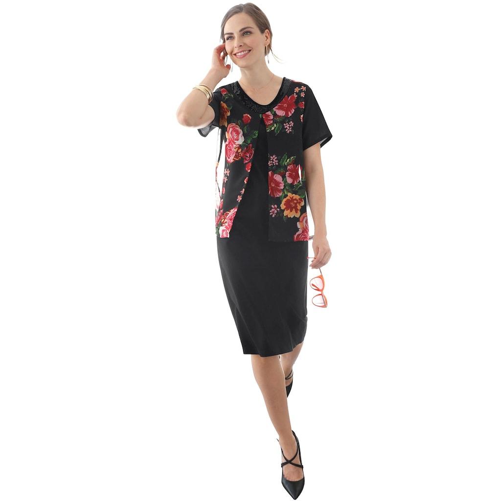 Classic Basics A-Linien-Kleid »Kleid«