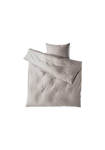 Divina Bettbezug »Mako Satin Uni Greige«, (1 St.) kaufen