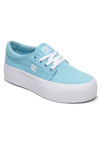 DC Shoes Sneaker »Trase Platform TX« acheter