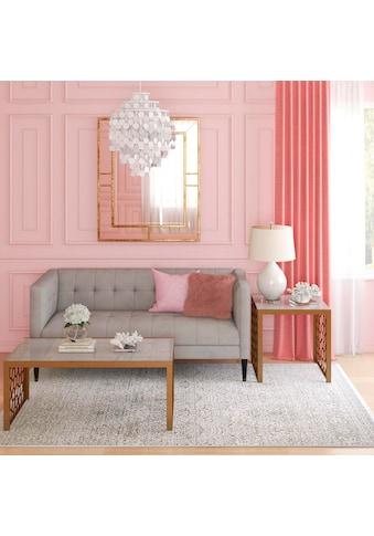 CosmoLiving by Cosmopolitan Teppich »Hazel Windswept«, rechteckig, 7 mm Höhe, Vintage Design, Wohnzimmer kaufen