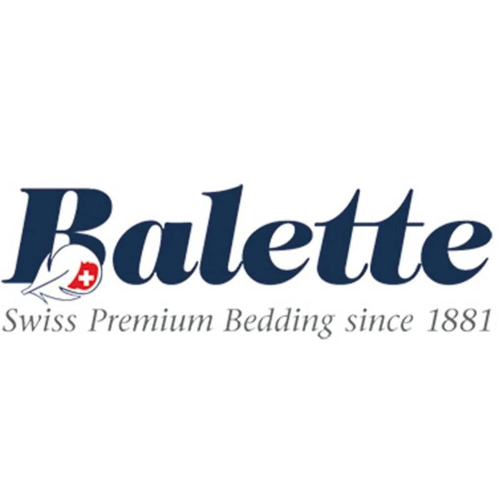 Balette Kopfkissen »Naturkissen, Balette, »Schafschurwolle/Zirbe««, Füllung: 80% Schafschurwollkügelchen, 20% Zirbe, Bezug: 100% Baumwolle mit wattierter Stepphülle, (1 St.)