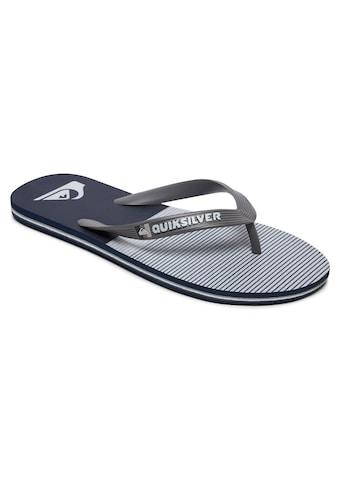 Quiksilver Sandale »Molokai Tijuana« kaufen