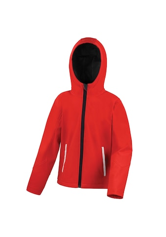 Result Softshelljacke »Core Kinder Unisex Junior Softshell-Jacke mit Kapuze« kaufen