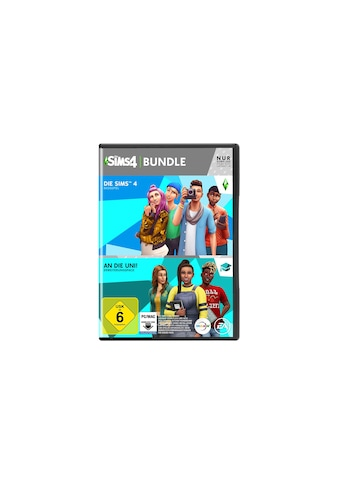 Die Sims 4 + Discover University Add - On, Electronic Arts kaufen