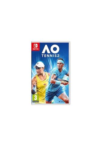 BigBen Spiel »AO Tennis 2«, Nintendo Switch, Standard Edition kaufen