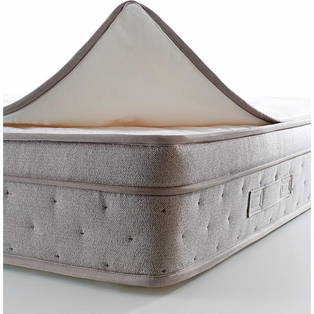 Yatas Taschenfederkernmatratze »Yatas Royal«, 28 cm cm hoch, (1 St.), optimale Körperunterstützung, schnelle Feuchtigkeitsverdunstung