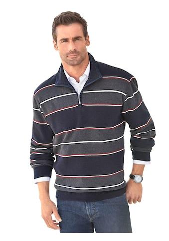 Marco Donati Sweatshirt mit Troyerkragen kaufen